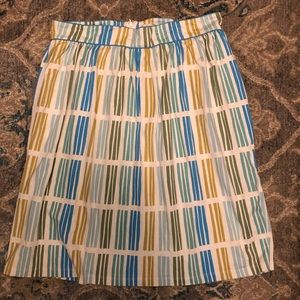 Boden Midi Skirt with Pockets!